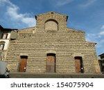 florence  church of san lorenzo   Shutterstock . vector #154075904