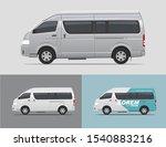 illustration of big japanese... | Shutterstock .eps vector #1540883216