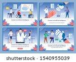 bionic prosthetic limb for...   Shutterstock .eps vector #1540955039