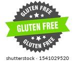 gluten free tag. gluten free...   Shutterstock .eps vector #1541029520