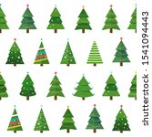 Collection Of Christmas Trees...