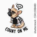typography slogan with cartoon...   Shutterstock .eps vector #1541108480