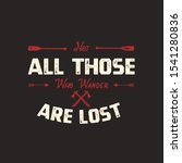 vintage wanderlust logo ... | Shutterstock .eps vector #1541280836
