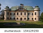 Old Dilapidated Mansion With A...