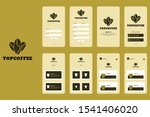 coffee shop apps design....