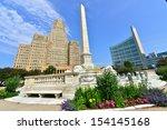 mckinley monument   buffalo... | Shutterstock . vector #154145168