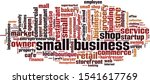 Small Business Word Cloud...