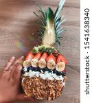 Small photo of Pineapple Bowl Heaven, Food Tryout