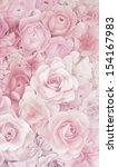 Stock photo flower papercraft texture background 154167983