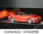 Постер, плакат: BMW M6 Coupe shown