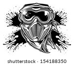 paintball  | Shutterstock .eps vector #154188350