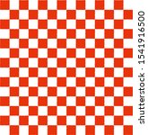 red and white checkered... | Shutterstock .eps vector #1541916500