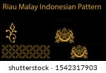 pekanbaru  indonesian   2007    ... | Shutterstock .eps vector #1542317903