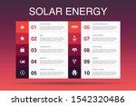 solar energy infographic 10...