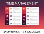 time management infographic 10...