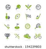 sports icons    natura series