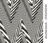 abstract striped textured... | Shutterstock . vector #154243244