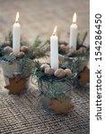 Christmas Decoration  Burning...