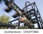 A Huge Roller Coaster