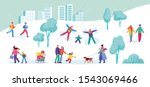 banner vector template with... | Shutterstock .eps vector #1543069466