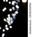 Fairy Light Bokeh Effect...