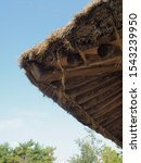 Thatching Is The Craft Of...