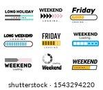 weekend loading bar. web ui...