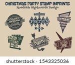 mid century modern american...   Shutterstock .eps vector #1543325036