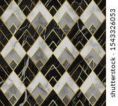 marble luxury geometric...   Shutterstock .eps vector #1543326053