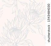 scandinavian seamless pattern... | Shutterstock .eps vector #1543484030