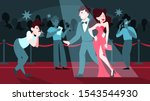 vector illustration of two... | Shutterstock .eps vector #1543544930