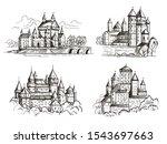 Castles. Medieval Buildings Fo...