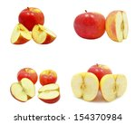 apples | Shutterstock . vector #154370984
