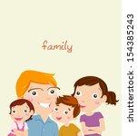 family | Shutterstock .eps vector #154385243