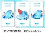 vector mobile illustration set  ...   Shutterstock .eps vector #1543922780