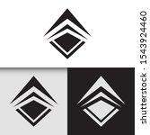 vector logo icon abstract...   Shutterstock .eps vector #1543924460