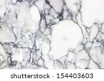 white marble texture background ... | Shutterstock . vector #154403603