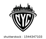 New York City Modern Typograph...