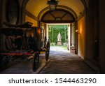 Lucca Italy 10 16 2019 The...