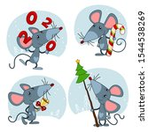 Mouse Icon Set For Calendar...