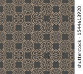 wallpaper pattern. floral...   Shutterstock .eps vector #1544613920