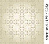 seamless floral wallpaper...   Shutterstock .eps vector #1544613950