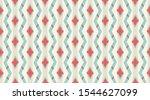vintage vector pattern. ...   Shutterstock .eps vector #1544627099