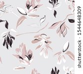seamless pastel grey vector... | Shutterstock .eps vector #1544648309