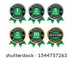 quality certification warranty...   Shutterstock .eps vector #1544757263