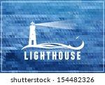 Lighthouse Postcard  Poster...
