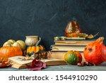 Witch's Room. Autumn Still Life ...