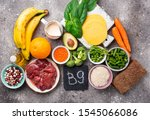 healthy products  natural... | Shutterstock . vector #1545066086