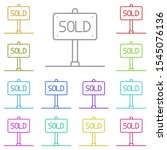 sold  nameplate multi color...
