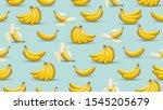 banana background  banana...   Shutterstock . vector #1545205679